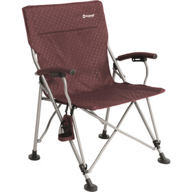 Outwell Campo XL Chair, claret